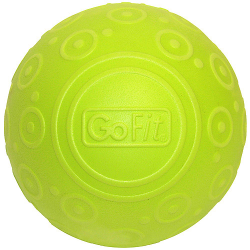 "GoFit Deep Tissue Massage Ball, 5"""