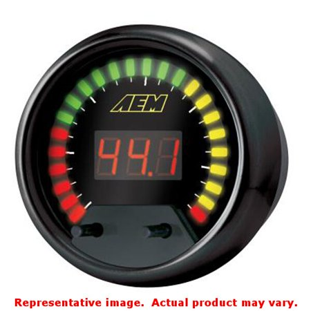 AEM Serial Datastream Gauge 30-4300 Fits:UNIVERSAL 0 - 0 NON APPLICATION  SPECIF