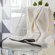 MoDRN Hemp Bath Towel Set Collection in Multiple Colors