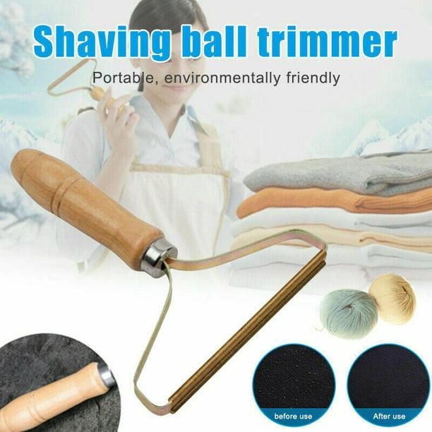 Portable Lint Remover Pet Fur Clothes Fuzz Shaver Trimmer Manual Roller Reusable