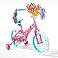 16 Inch Wonder Woman Girl's Bike - Give the neighborhood some Girl Power!