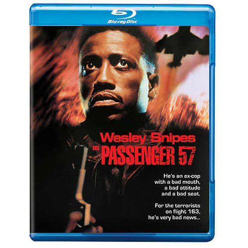 Passenger 57 (Blu-ray)    (Widescreen)
