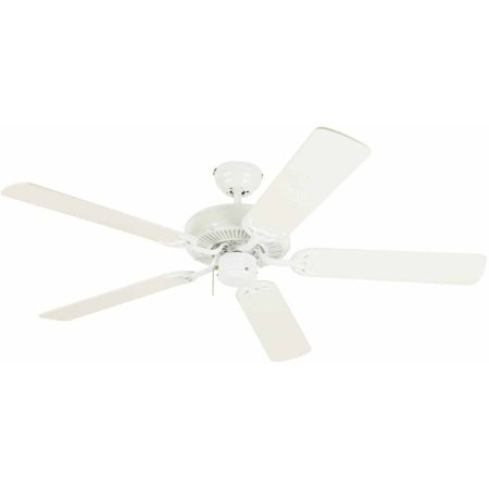 Builder Deluxe White Ceiling Fan - Westinghouse 7802400 52