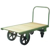FAIRBANKS MQ-3060-RT/408 Platform Truck,Cap 2800 Lb,30x60