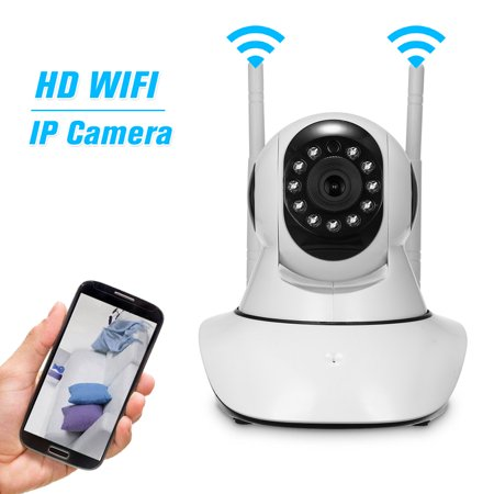 Wireless 720P Security Camera WiFi Home Surveillance IP Camera Support P2P  Phone APP Remote Control IR-CUT Filter Infrared Night View Motion Detection