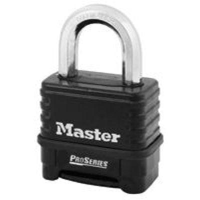 Master Lock Proseries Brass Resettable Combination Lock W Standard Sha by Master Lock