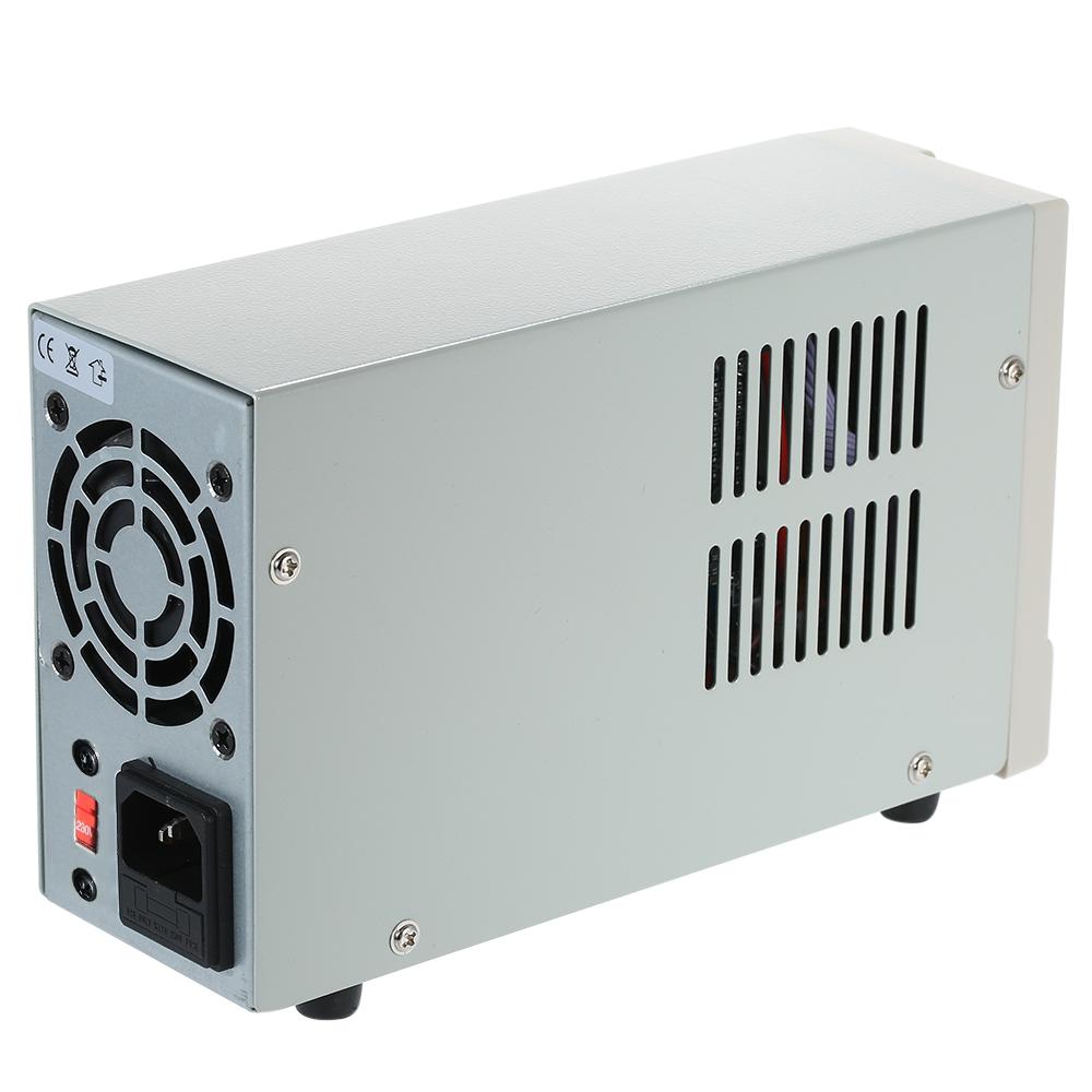 WANPTEK NPS605W Switching MIni DC Power Supply 3 Digits LED Display US//EU Plug