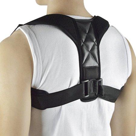 Posture Corrector for Women & Men - Adjustable Clavicle Back Brace - Best Effective and Comfortable Posture Back