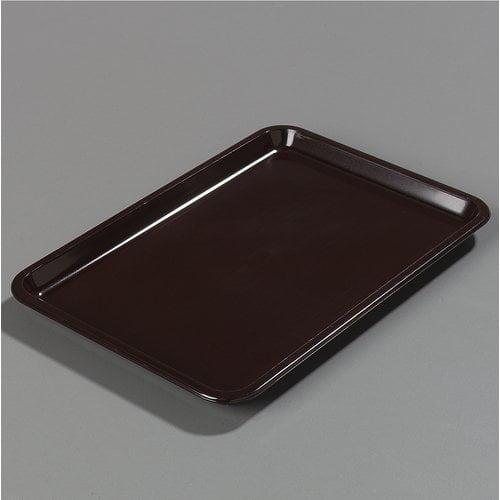 Carlisle Food Service Products Rectangular Tip Tray (Set ...