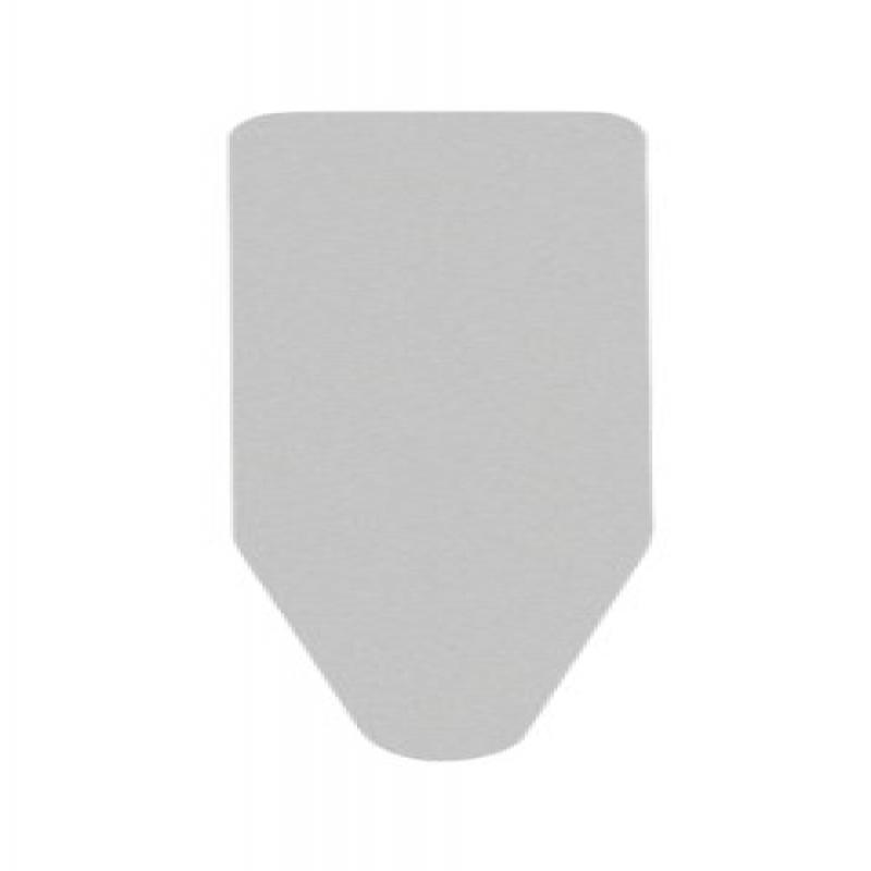 Brabantia Metalised Silver Ironing Board Cover Size C 124 x 45cm Felt Pad