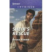 Sheik's Rescue - eBook