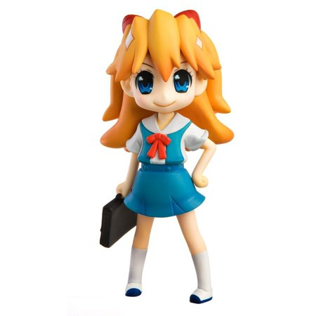 Evangelion Pvc Figure (Evangelion @ School Collection 1 Asuka Langley PVC)