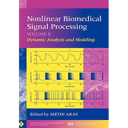 Nonlinear Biomedical Signal Processing, Volume 2 : Dynamic Analysis and Modeling