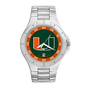 Miami Pro II Men's Stainless Steel Watch