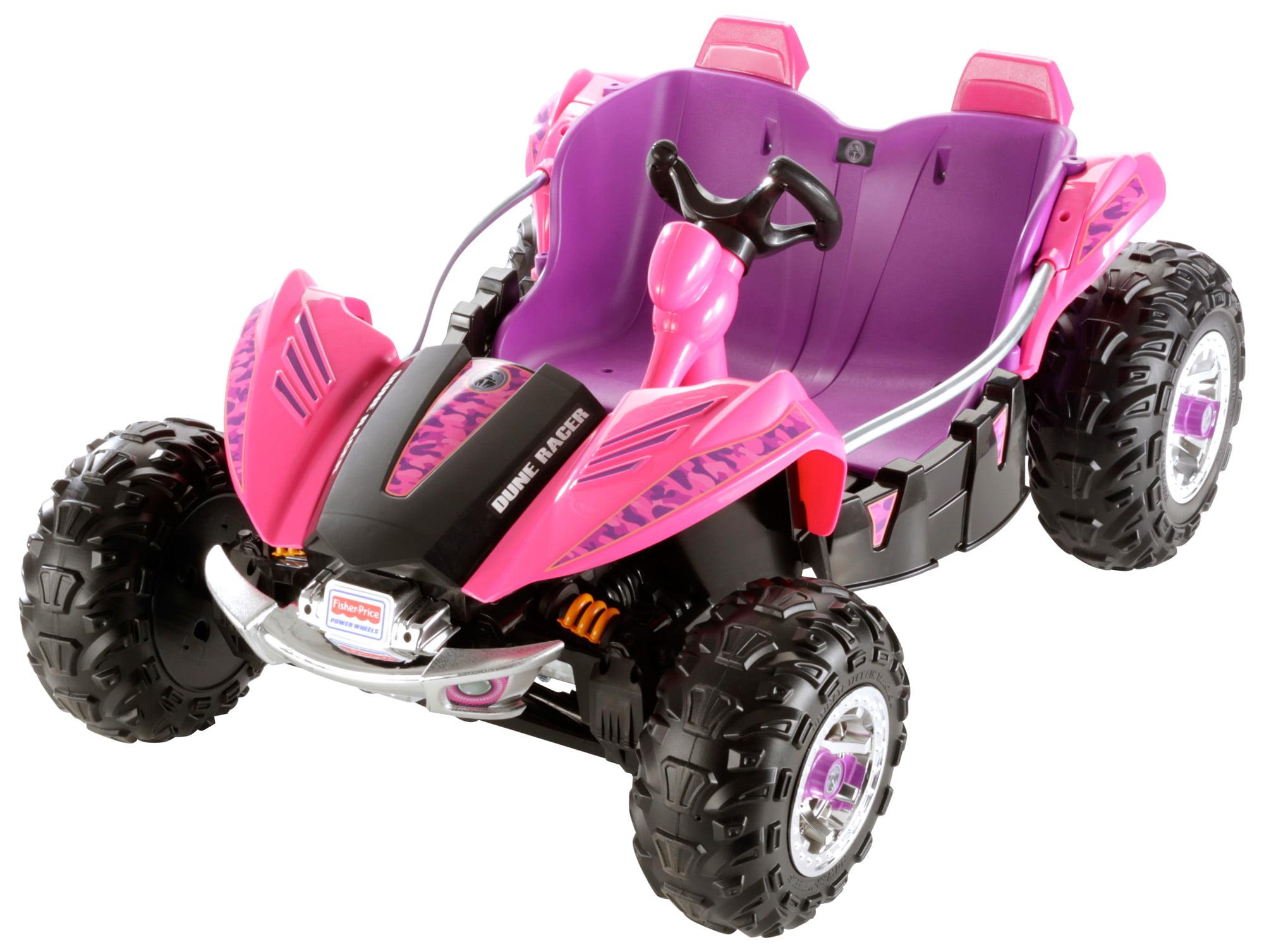 Wheels Dune Racer 12 Volt Battery Ed Ride On Pink