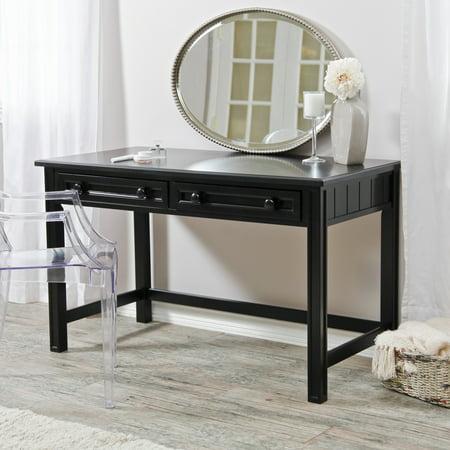 Belham Living Casey Black Bedroom Vanity - Walmart.com