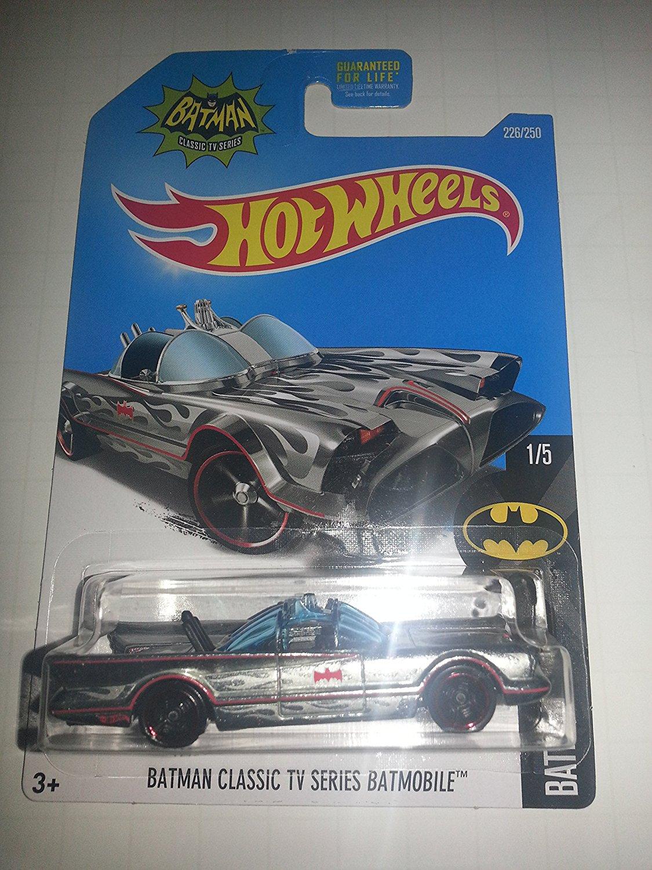 Hot Wheels Exclsuive Zamac BATMOBILE in protective case!!!, Hot Wheels Zamac Batmobile! By... by