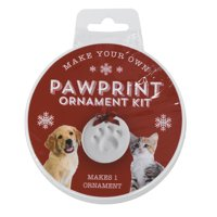Holiday Time Pawprint Ornament Kit