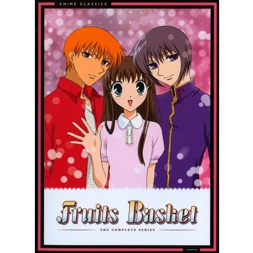 Fruits Basket: The Complete Series (Japanese)