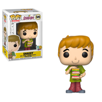 Funko POP! Animation: Scooby Doo - Shaggy w/ Sandwich