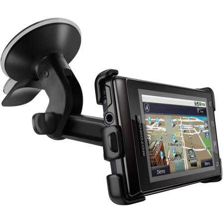 - Motorola Droid A855 and Milestone A854 Dock Vehicle Cradle with Windshield Mount