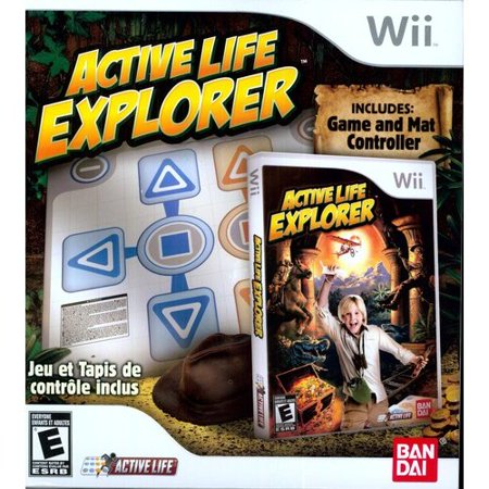 Image of Active Life Explorer (Wii)