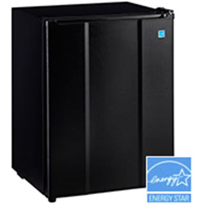 MicroFridge All Refrigerator, Black - 2.5 cu ft.