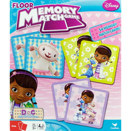 (Doc McStuffins Floor Memory Match,  Games by Red Bird)
