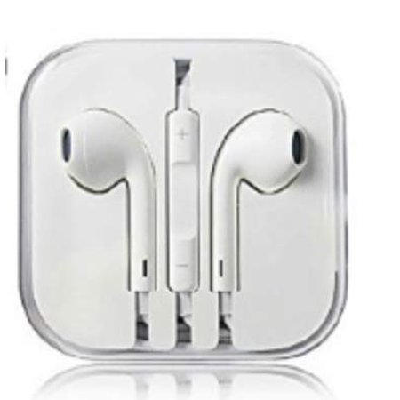 Built In Volume Control (Headphones/Earphones/Earbuds 3.5mm AUX Wired Headphones - Earphones Built in- Volume Control Compatible for iPhone iPod iPad )