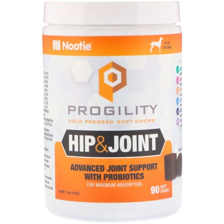 Nootie  Progility  Hip   Joint  For Dogs  90 Soft