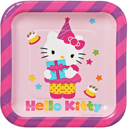 Hello Kitty Birthday Party Invitations - Hello Kitty 7