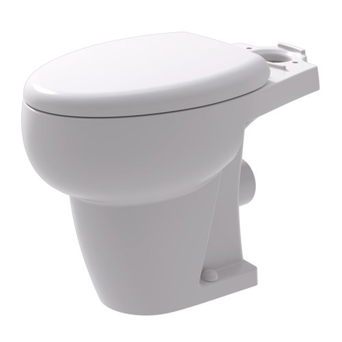 Bathroom Anywhere WaterSense Ceramic Rear Outlet 1.28 GPF...
