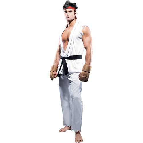 Street Fighter Ryu Adult Halloween Costume