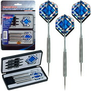 Trademark Games Tungsten Dart Set, 85% Tungsten, Pro Style Darts by TRADEMARK GAMES INC