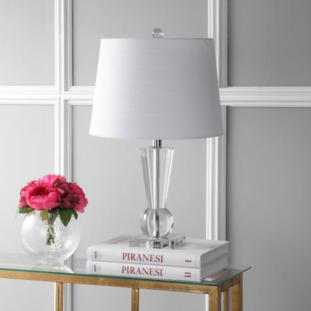 Wynne 22 Quot Crystal Led Table Lamp Clear By Jonathan Y