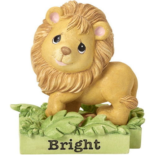 Precious Moments All Things Bright and Beautiful , Lion Figurine by Precious Moments