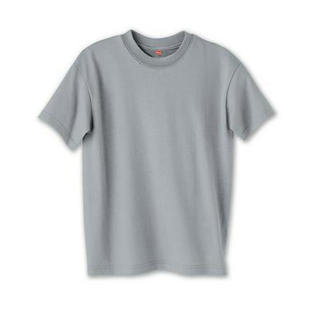 06dfcf42217d3a Hanes - Hanes Boys  TAGLESS ComfortSoft Crewneck T-Shirt 12-Pack -  Walmart.com