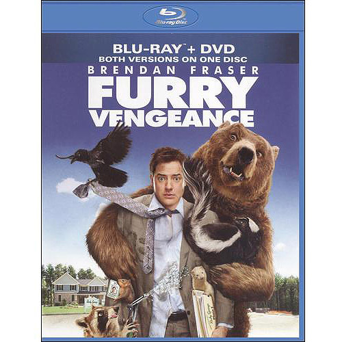 Furry Vengeance (Blu-ray + Standard DVD) (Widescreen)
