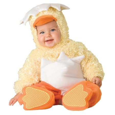 Costumes For All Occasions Ic16021T Lil Chickie 18M-2T - image 1 de 1