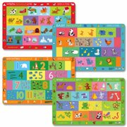 Eat & Learn Placemat Set
