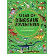 Atlas of Dinosaur Adventures by