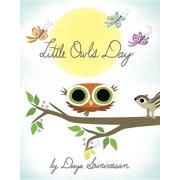 Little Owls Day (Board Book)