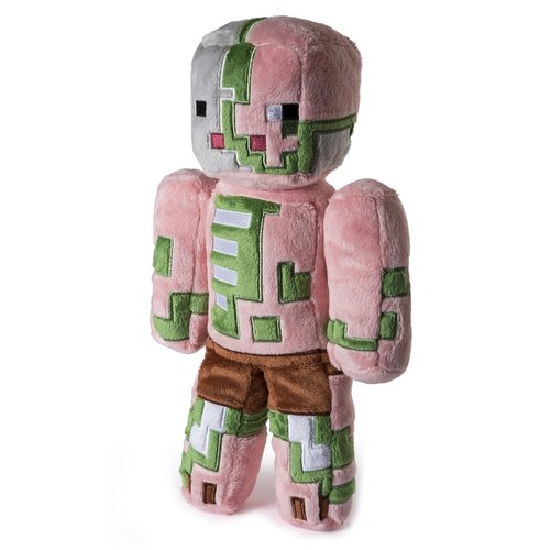 Minecraft Zombie Pigman Plush by Spin Master Ltd