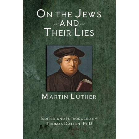 On the Jews and Their Lies (Paperback)