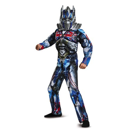 Transformers - Optimus Prime Classic Muscle Child Costume](Transformer Costume Diy)