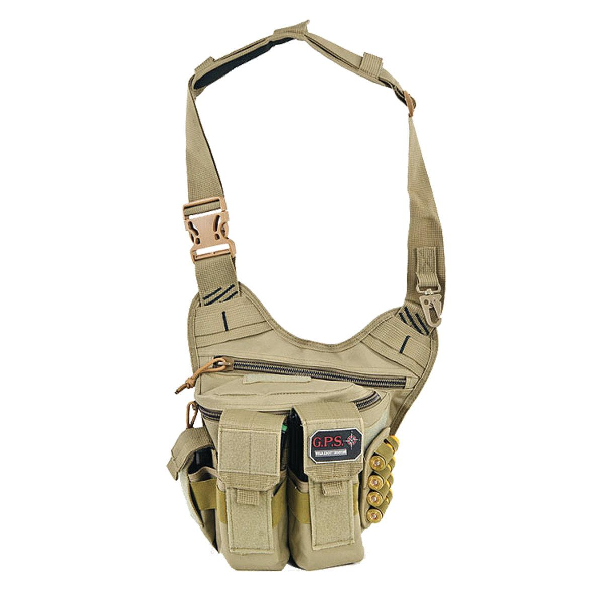 GOutdoors 981RDP    Rapid Deploy Pack Tan