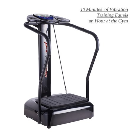 2000W Whole Body Vibration Platform Exercise Machine with MP3 Player