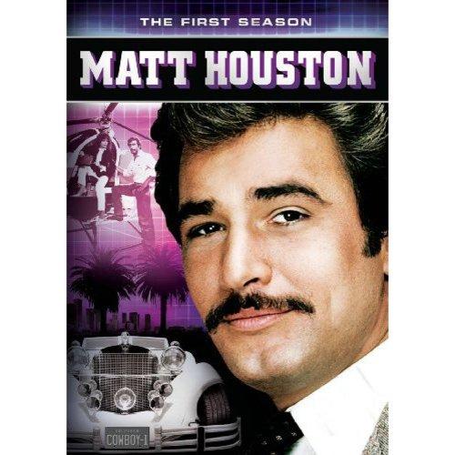 Matt Houston: The First Season (Full Frame)