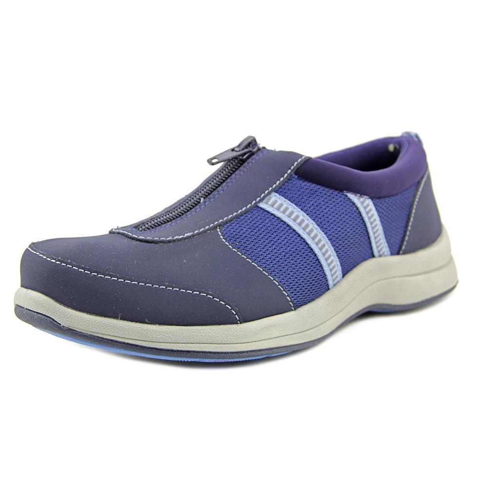 Easy Spirit Delilah Round Toe Synthetic Walking Shoe by Easy Spirit