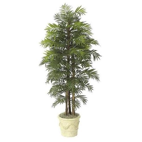 Autograph Foliages W-2760 - 6 Foot Parlour Palm - Green